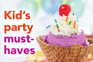 Kids Party Needs