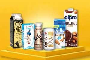 UHT & Plant-based milk