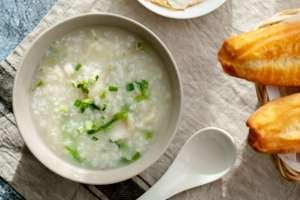 Chinese Fish Congee