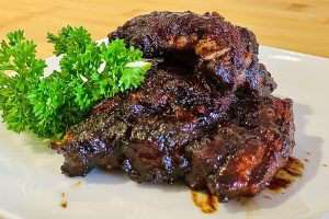 Coffee Pork Ribs