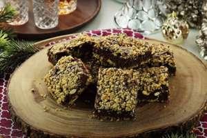 Apple and Hazelnut Oats Brownies