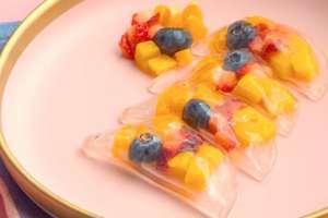 Fruit Crystal Dumplings