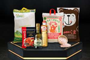 Top Rice, Noodles & Cooking Ingredients