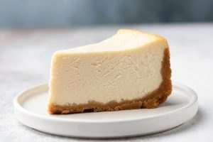Just 5 Minutes: Microwave Cheesecake