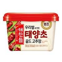 Chili Paste & Sambal