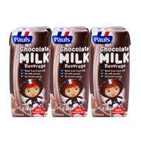 Flavoured UHT Milk