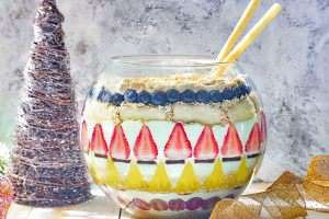 Rojak Trifle